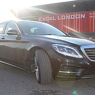 London Airprot Transfers Luxury Car