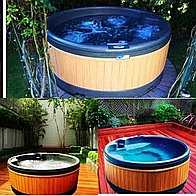 Leeds Hot Tub Hire Hot Tub