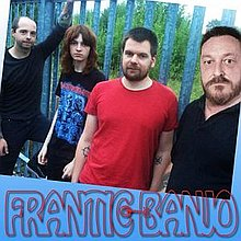 Frantic Banjo Rock Band