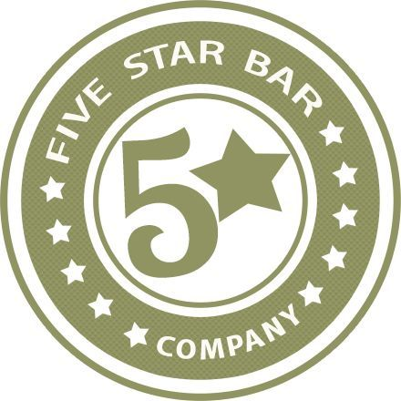 Five Star Bar Co - Catering , Denbighshire,  Cocktail Bar, Denbighshire Mobile Bar, Denbighshire
