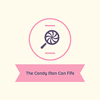 The Candy Man Can Fife Sweets and Candies Cart