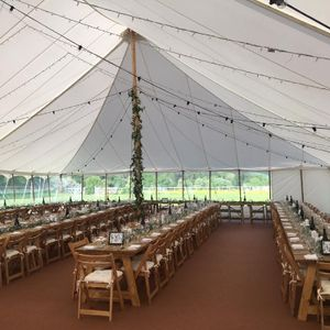 Zuff Services (UK) Ltd Party Tent