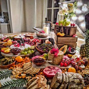 Ozi Lala Levantine Street Food Food Van