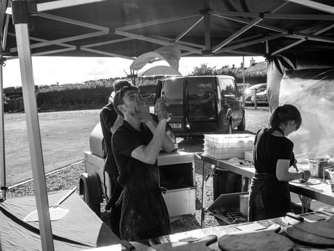 Hire The Wood Fired Pizza Company for your event in Sheffield