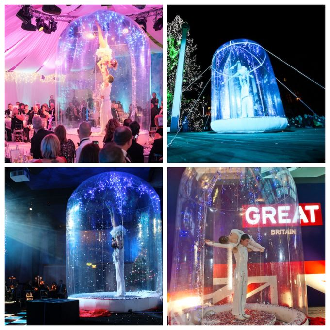 Tumbellina - Ensemble Circus Entertainment  - Bristol - Avon photo