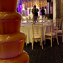 The Chocolate Well Chocolate Fountain