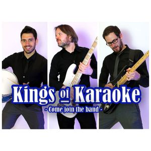 Karaoke Kings Live music band