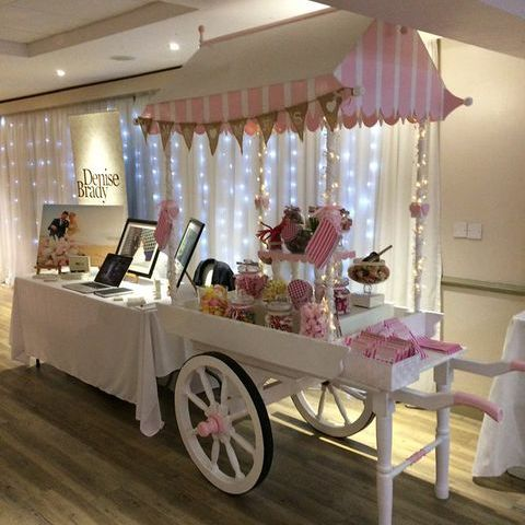 Hire Chloe's Candy Cart Company for your event in Lowestoft