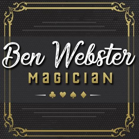 Ben Webster Magician Illusionist
