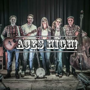 Aces High! - Live music band , London,  Function & Wedding Band, London Acoustic Band, London Festival Style Band, London Alternative Band, London Bluegrass Band, London Folk Band, London Country Band, London