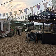 The New Forest Pizza Co. Food Van