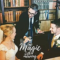Magic Wedding Close Up Magician
