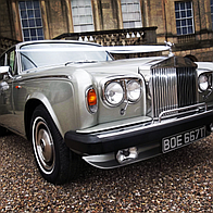 Derby Wedding Car Hire Chauffeur Driven Car