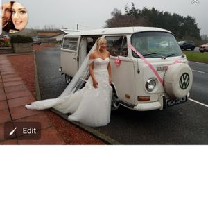 VW Classic Wedding Hire Scotland Vintage & Classic Wedding Car