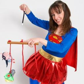 Super Fun Parties - Children Entertainment , London,  Balloon Twister, London Face Painter, London Children's Magician, London