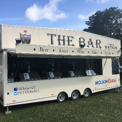 The BAR Mobile Bar