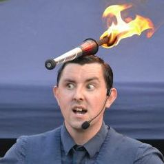 Andrew Healey Entertainment Fire Eater