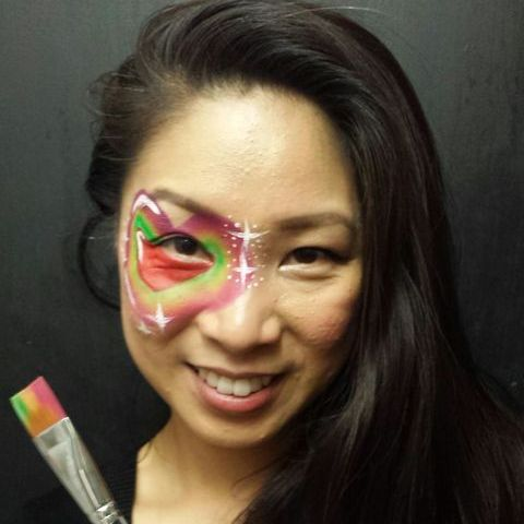 Face Painter Bo Children Entertainment