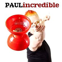 Paul Incredible Juggler