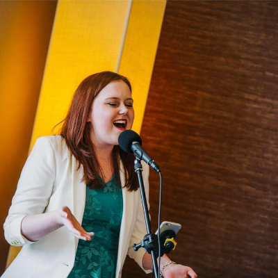 Megan Preece Live Solo Singer