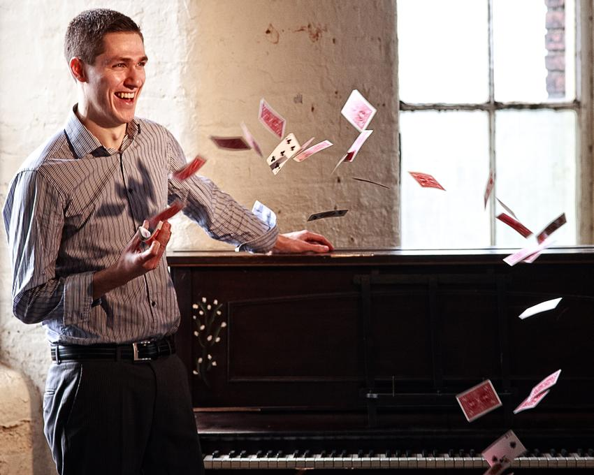 David Deanie Magician - Magician  - Manchester - Greater Manchester photo