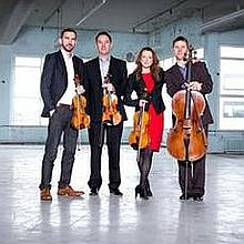 Solo Players String Quartet String Quartet
