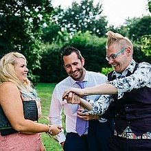 Magic Frostie Wedding Magician