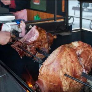 The Rose Pig Hog Roast