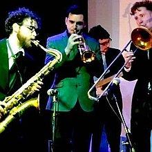 The Simcha Sonics Jazz Band