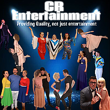 CR Entertainment 80s Band