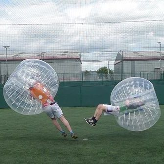 Streetwise Soccer U.K. Ltd Zorb Football