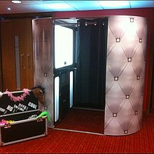 RW entertainment Photo Booth
