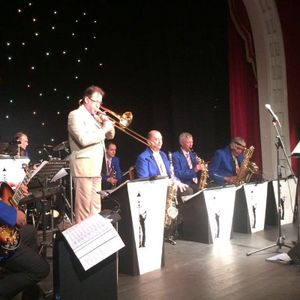 The Chris Mackey Orchestra Swing Band