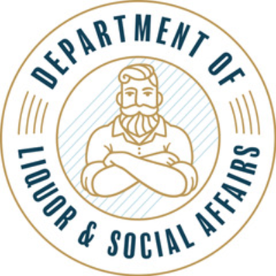 Department of Liquor and Social Affairs Mobile Bar