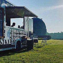Sneaky Duck Catering Limited Food Van