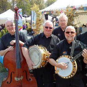 The Martello Jazz Band Dixieland Band