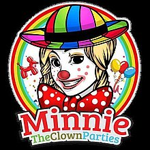 Minnie The Clown Parties Burlesque Dancer