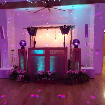 Jemstone Events Wedding DJ