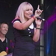 Sarah Collins & Keep The Faith Tribute Band