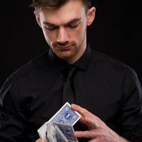Jack Blackbourn Close Up Magician