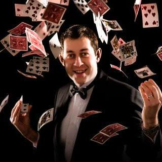 Alex Michael - Magician - Magician , Nottinghamshire,  Table Magician, Nottinghamshire Wedding Magician, Nottinghamshire Corporate Magician, Nottinghamshire