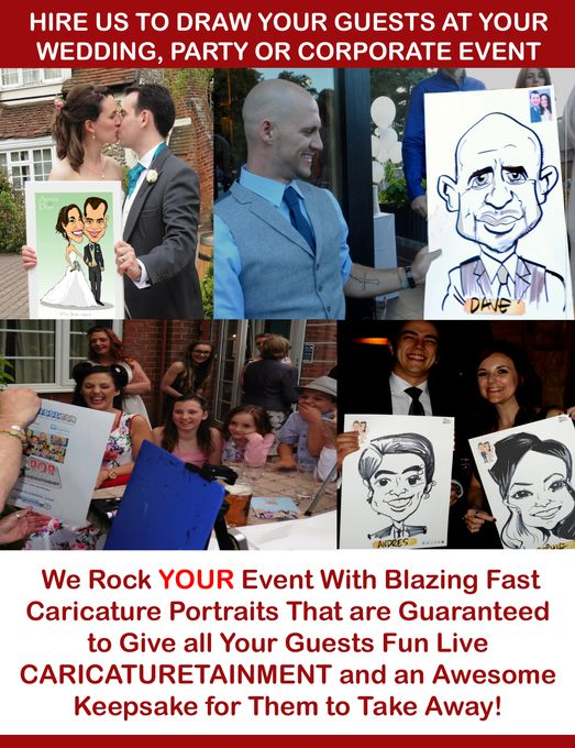 Rob The Caricaturetainer - Children Entertainment Caricaturist  - London - Greater London photo