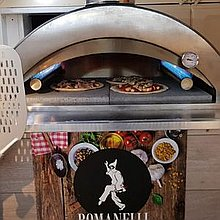 Romanelli Mobile Bar