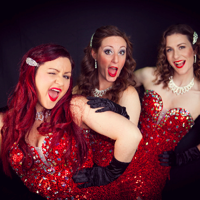 The Dazzlettes Live music band