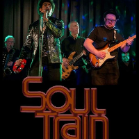 Soul Train Experience Live music band