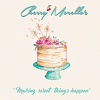 Cherry Morrelo's Cupcake Maker