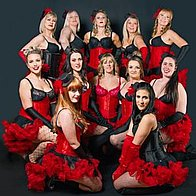 Burlesque Chair Dance TM Scotland Entertainment Burlesque Dancer