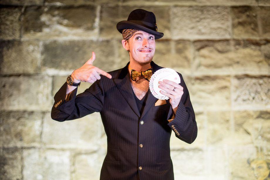 Chris Cross Entertainment - Magician  - Newcastle Upon Tyne - Tyne and Wear photo