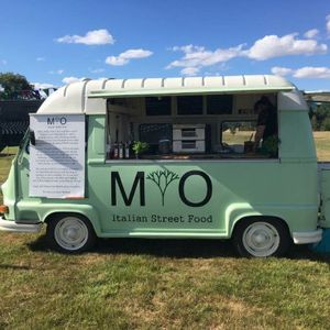 MYO Street Food Burger Van