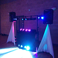 Weston Disco Hire Club DJ